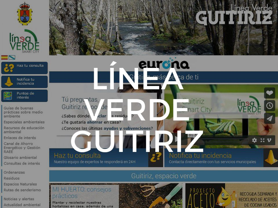 Línea Verde Guitiriz